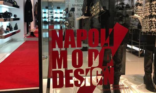 AperiModaDesign a Caserta, architetti in vetrina a via Mazzini