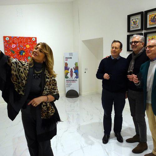Brindisi con Bruno Donzelli da Arterrima