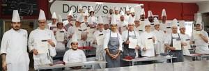foto Gruppo cucina per evento del 10 dicembre 2018