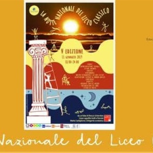 Notte Nazionale del Liceo Classico. Liceo Pietro Giannone Caserta