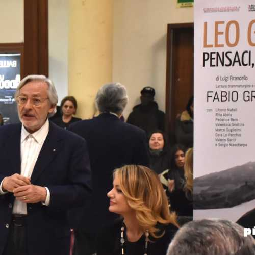 Leo Gullotta ospite de Il Salotto a Teatro