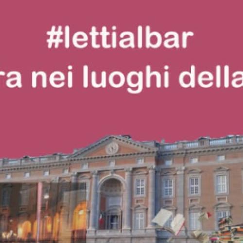 #lettialbar inizia l'anno nuovo con lo scrittore Paolo Piccirillo