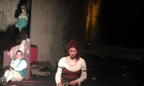 Il Baciamano di Manlio Santanelli al Teatro Città di Pace