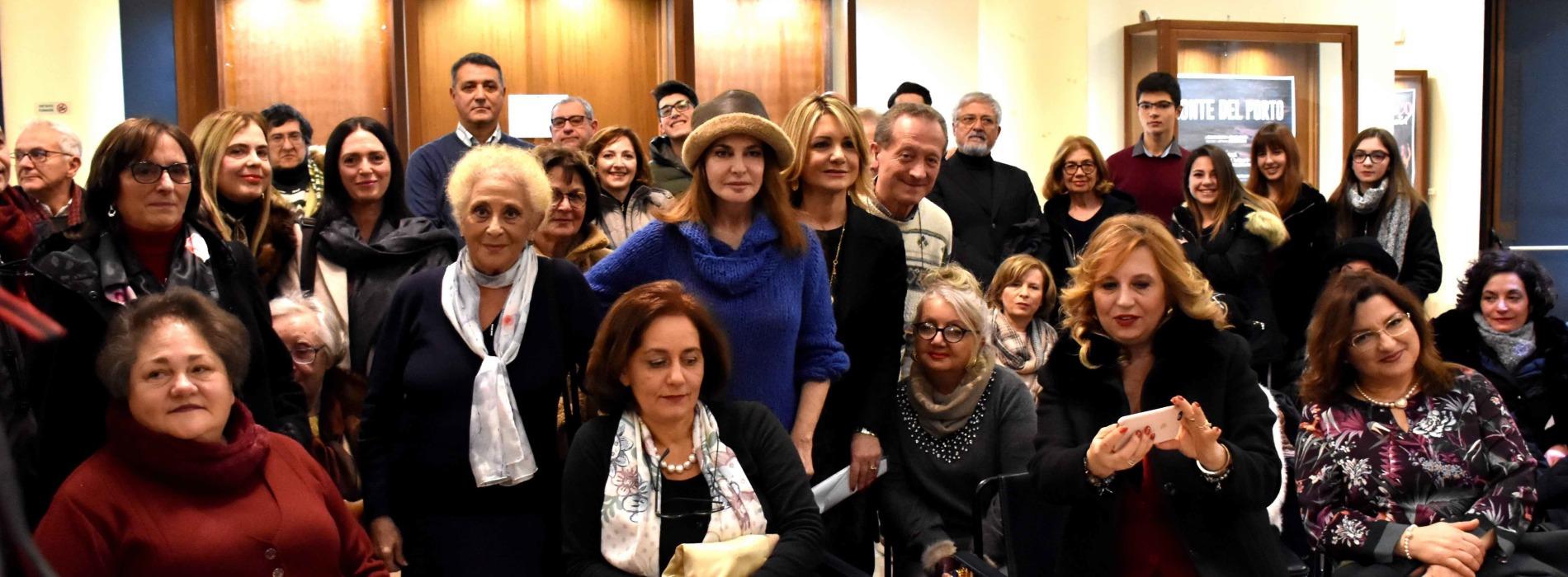 Le Signorine, al Salotto a Teatro Isa Danieli e Giuliana De Sio