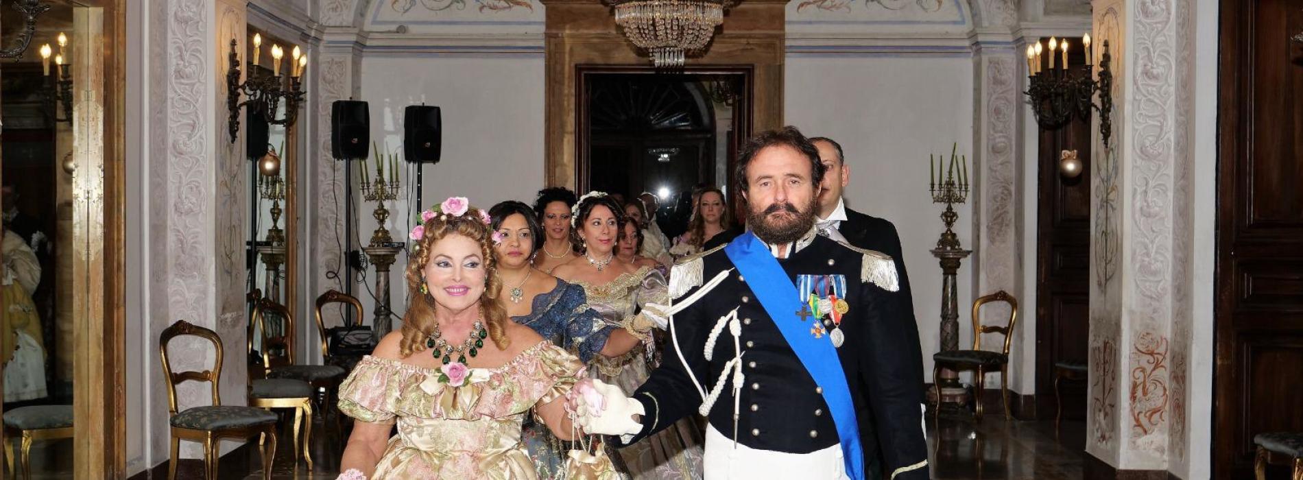 Un valzer tra le Matres, il Gran ballo degli innamorati a Capua