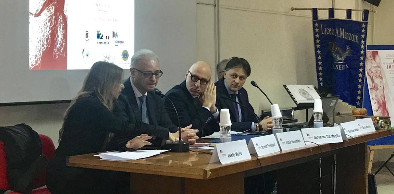 Holodomor, il Manzoni di Caserta ricorda il genocidio ucraino