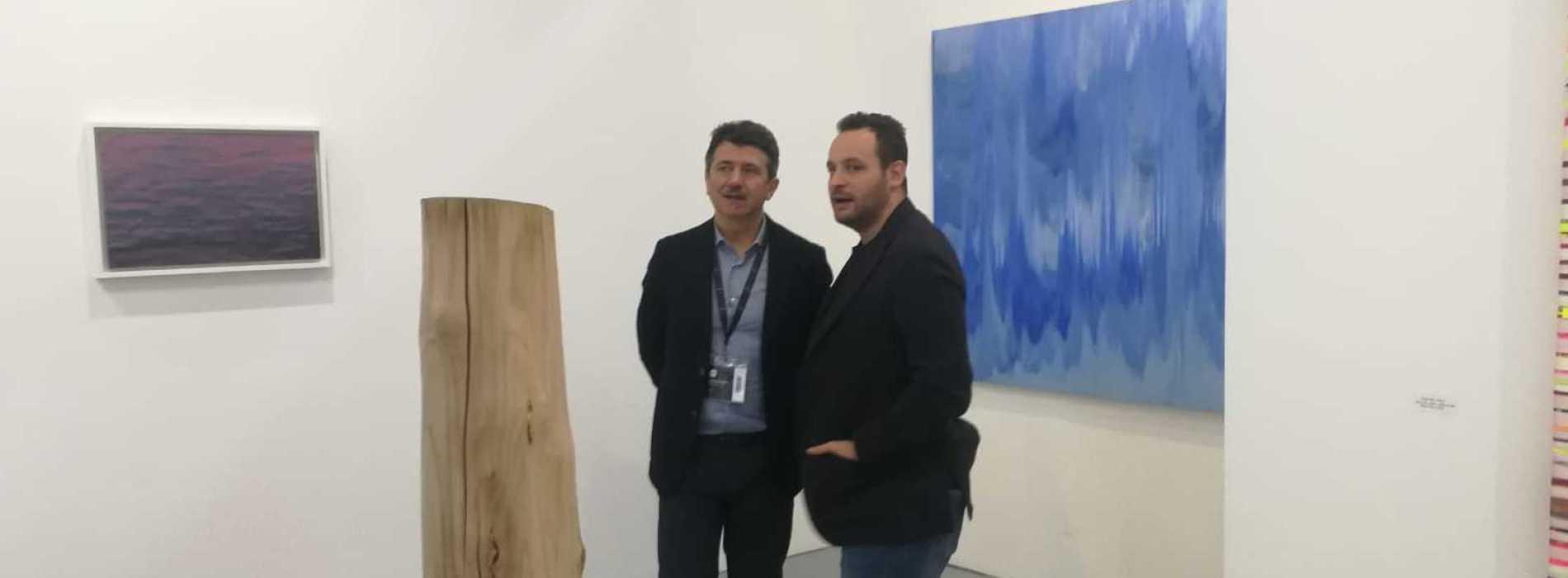 Caserta c'è all'Arte Fiera di Bologna, presente Nicola Pedana