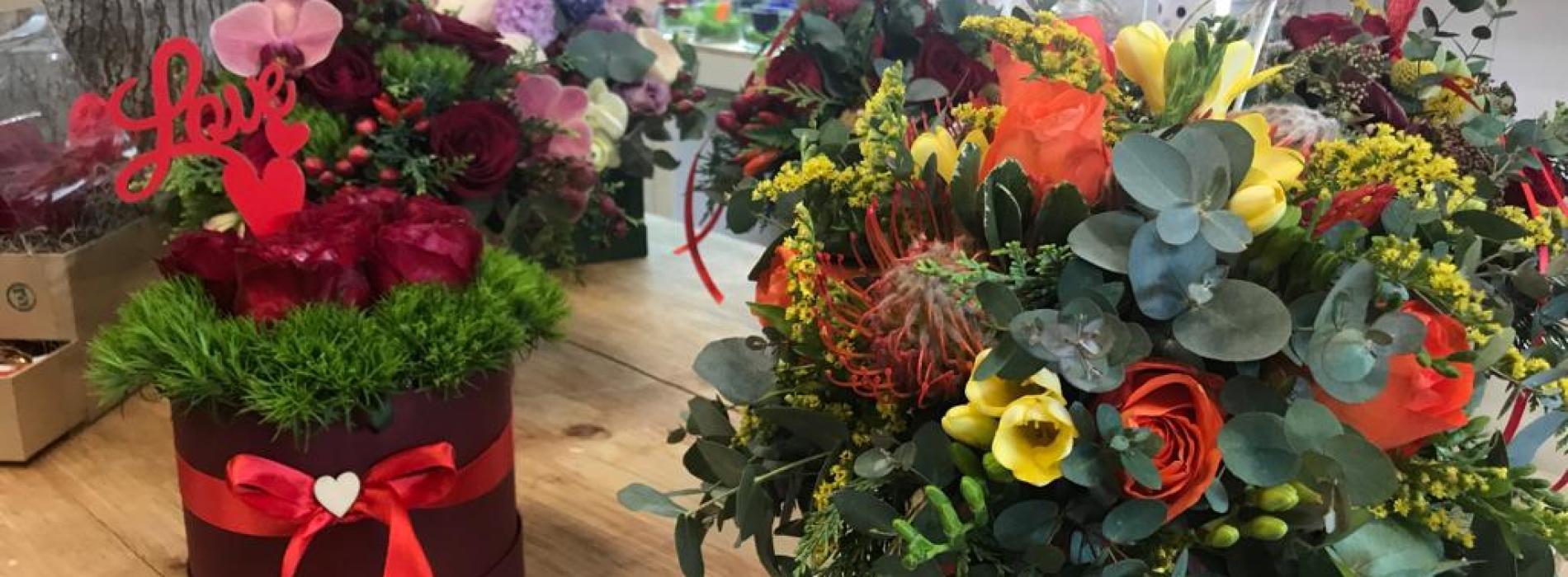 San Valentino a Caserta, amore può far rima anche con fiore