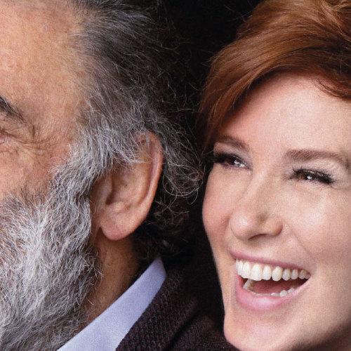Haber e Lucrezia Lante Della Rovere al Salotto a Teatro