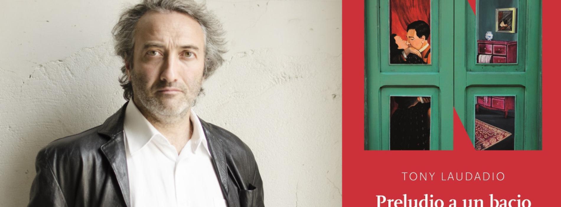 Premio Bancarella. Il casertano Tony Laudadio tra i finalisti