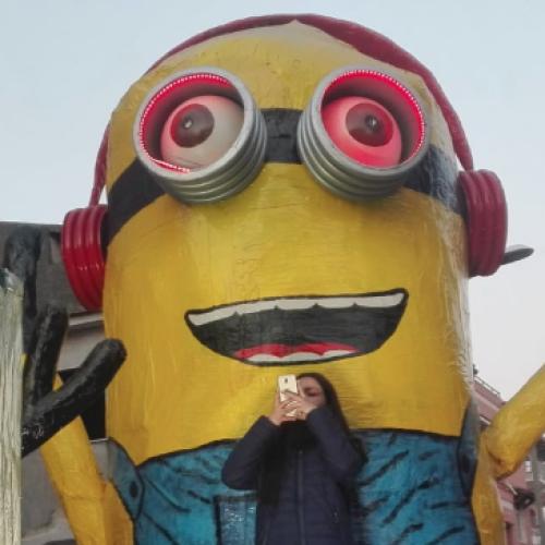 Carnevale a Gricignano d'Aversa, carri e sfilate di maschere