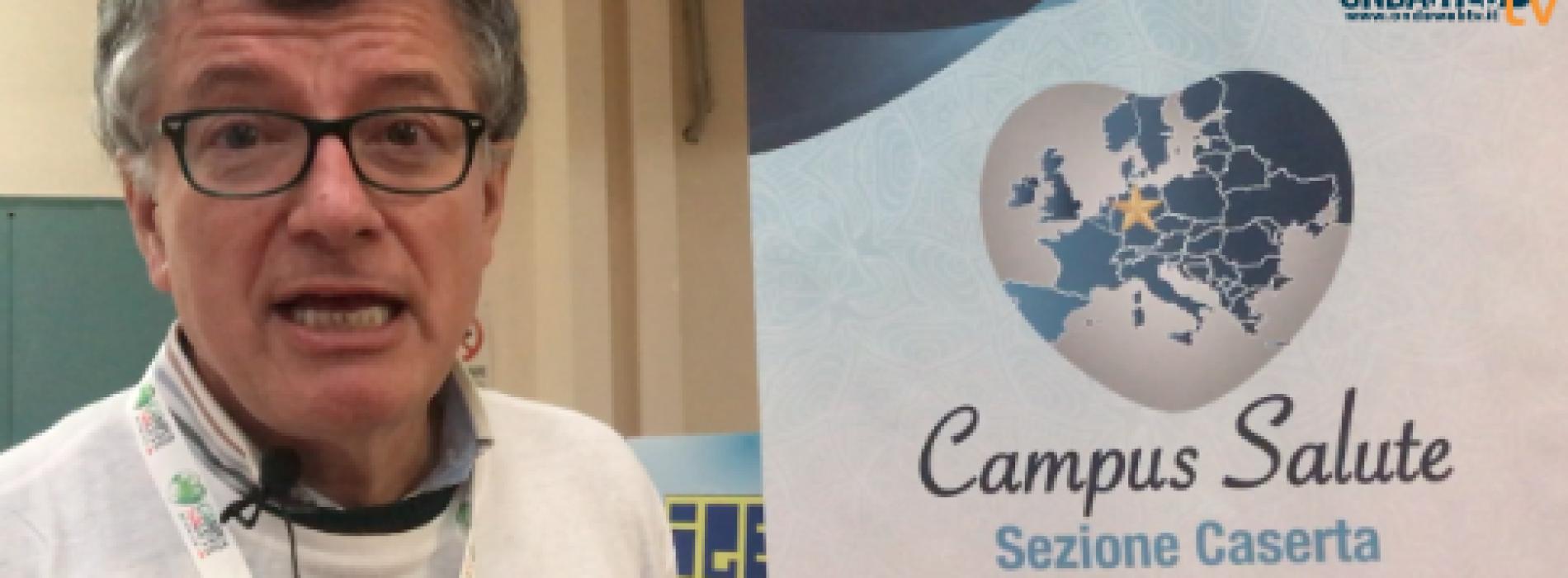 Campus Salute Caserta. Intervista a Rosario Cuomo