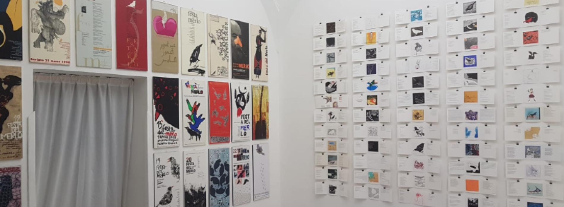 Merli d'autore, l'impegno degli artisti casertani per la libertà