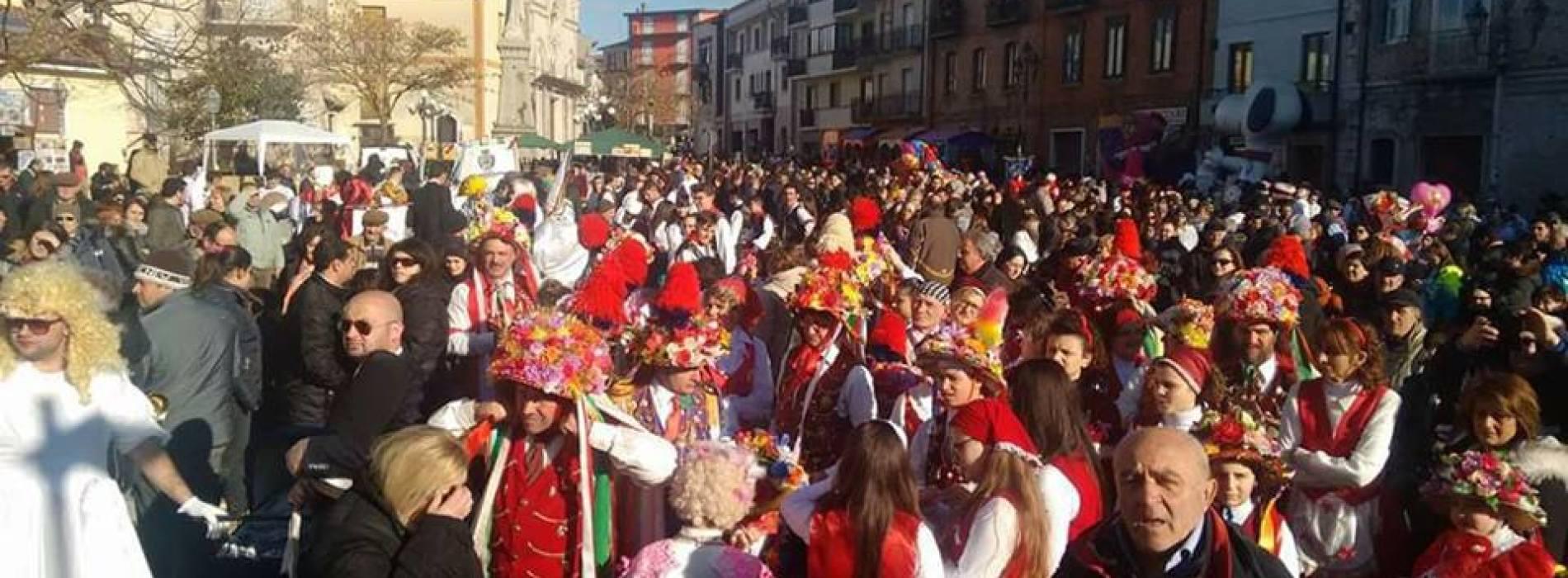 Gli ultimi giorni di Carnevale, la destinazione è Montemarano