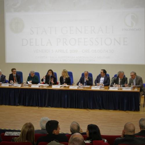 Stati Generali delle Professioni. Ordine dei Medici Caserta