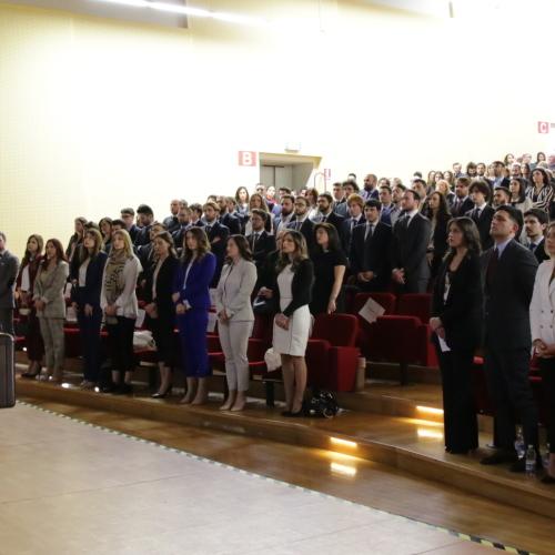 Caserta, giuramento di Ippocrate per 170 medici nuovi iscritti