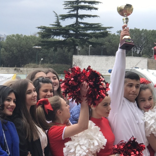 Caserta. Al Pinto studenti in festa, vince la solidarietà