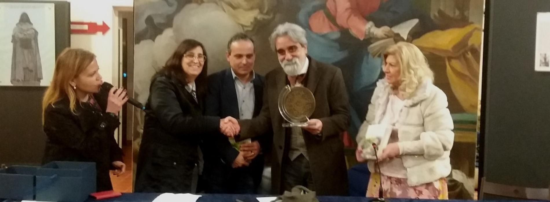 Nola. Il Premio letterario Il Candelaio a Villa Minieri Eventi