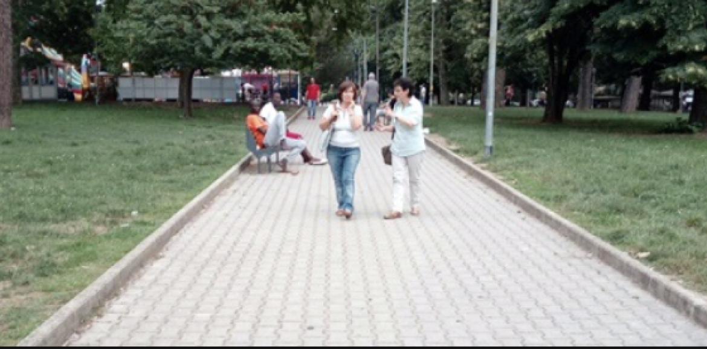 Rinnovi…Amo Caserta, Piazza Pitesti ritorna a vivere