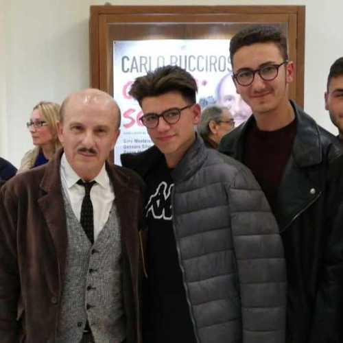 Tv Giordani incontra Carlo Buccirosso a Il Salotto a Teatro