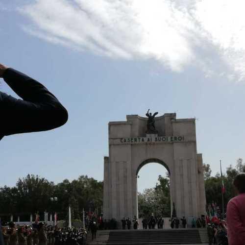 Festa della Liberazione a Caserta, lungo il corso della storia