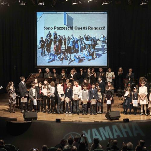 Yamaha Music School. Compositori in Concerto a Caserta