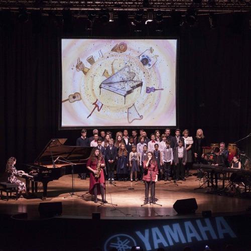 Junior Original Concert 2019 a Caserta. Roberta Ferrari