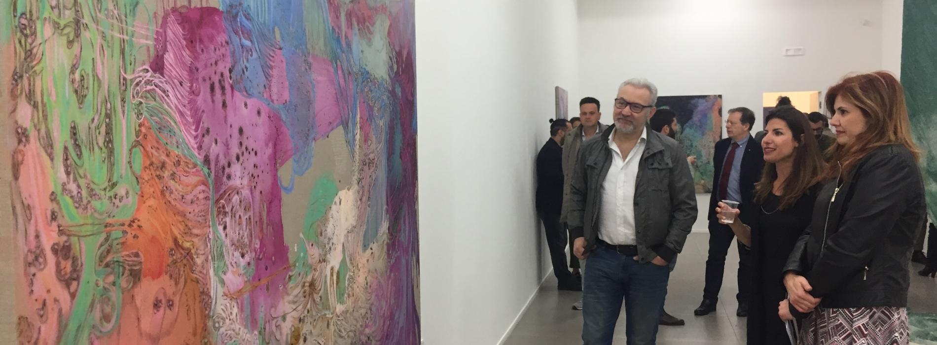 Sabrina Casadei alla Galleria Nicola Pedana