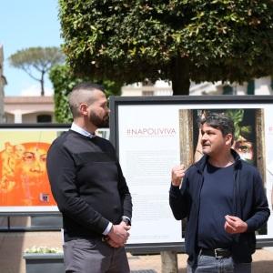 Mauro Thiella e Sergio Siano
