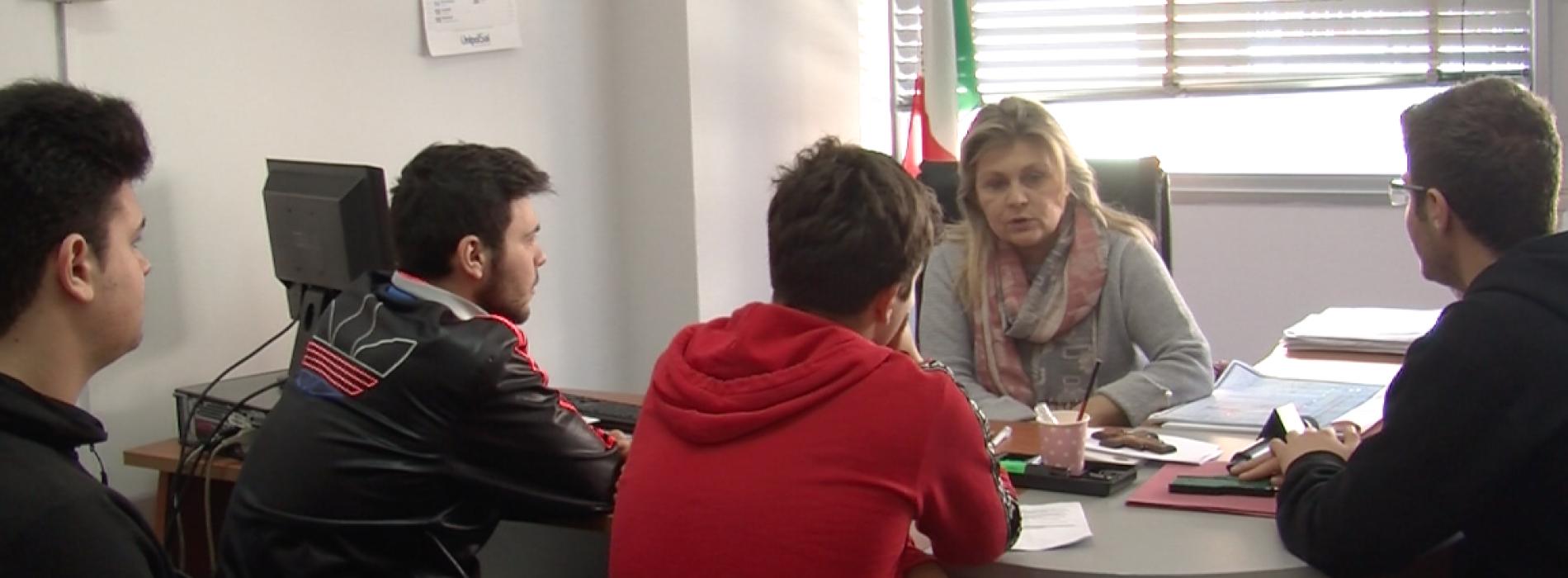 Tv Giordani. Istruzione e giovani, il lavoro dell'assessore Corvino