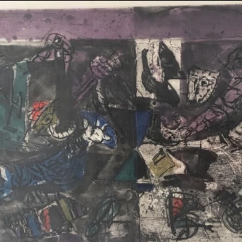 Le opere di José Garcia Ortega in mostra a Marcianise