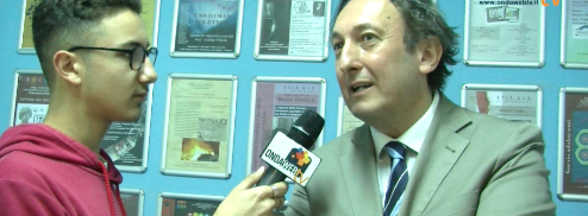 Tv Giordani incontra Bruno Saviani