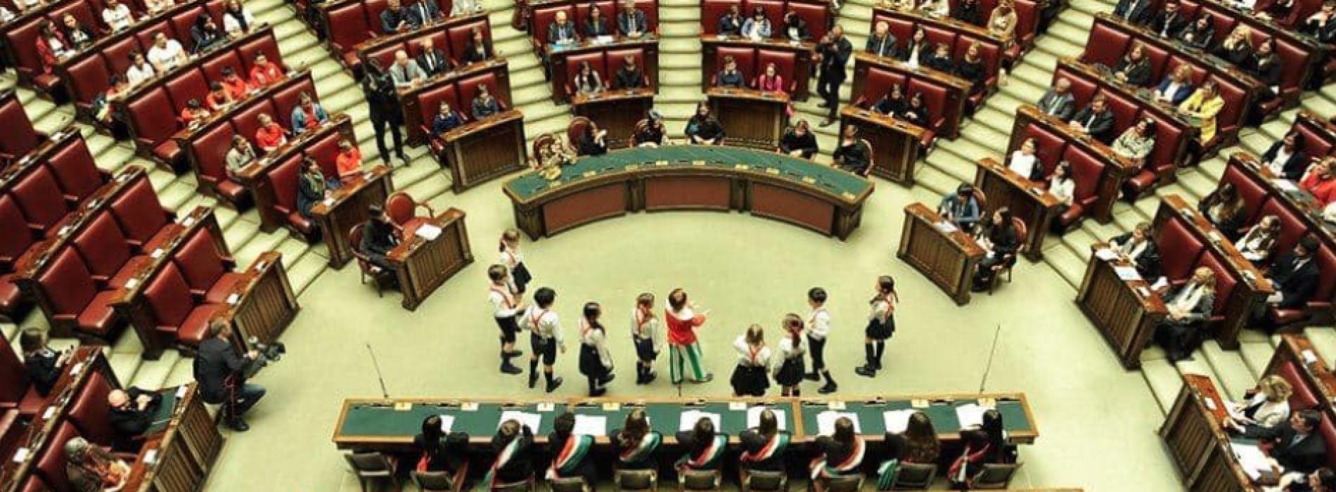 Processo a Pinocchio, le scuole casertane a Montecitorio
