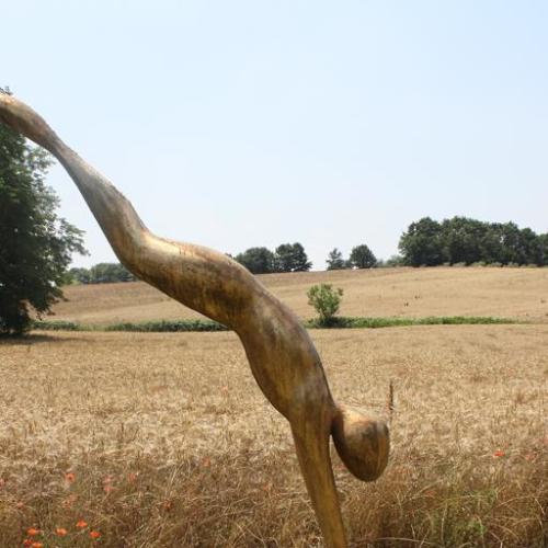 Pane, arte e poesia. Nasce così Panart nel verde di Alvignano