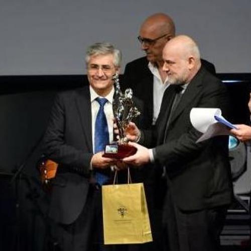 Marcellino Monda, a lui il premio Buona Sanità 2019