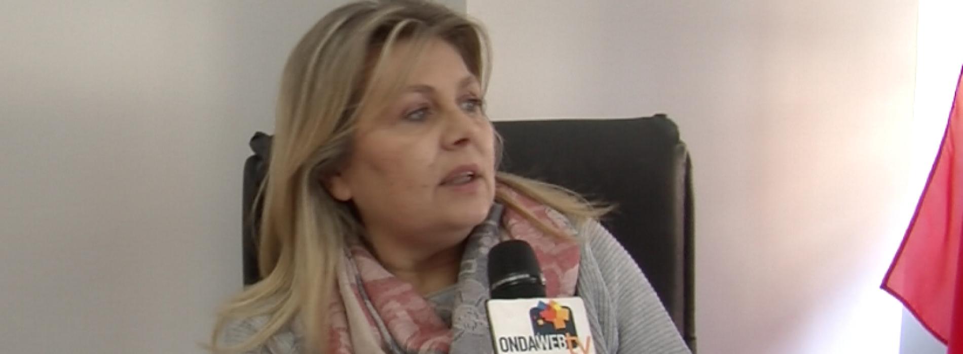 Tv Giordani incontra l'assessore Maddalena Corvino
