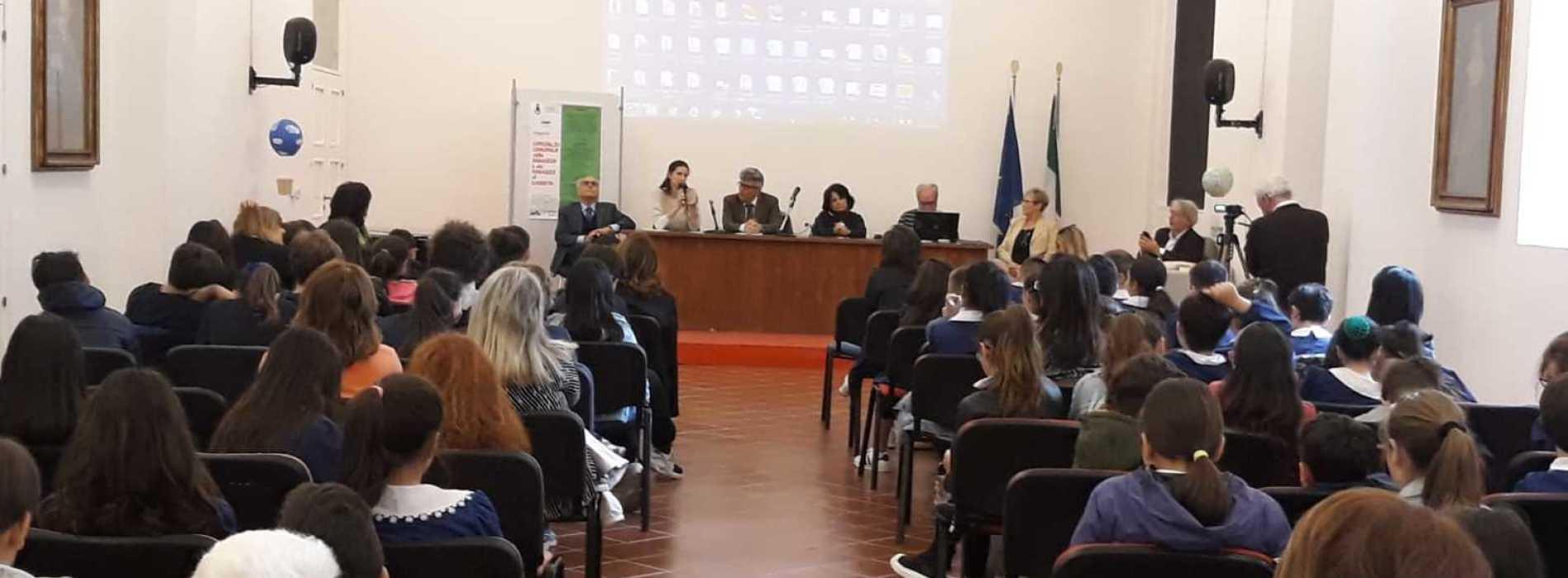 """Caserta, Corvino: """"Avviciniamo i giovani alle istituzioni"""""""