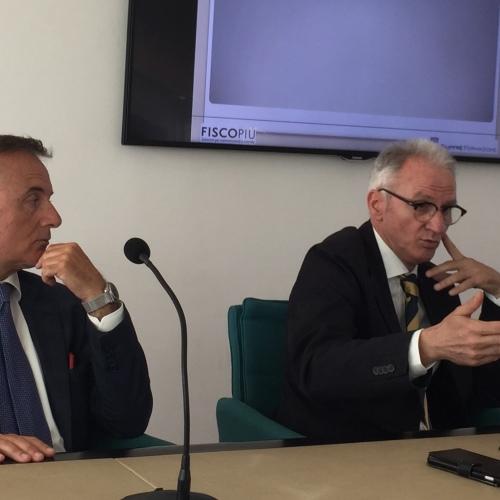Dichiarazione dei redditi 2019. Stefano Lapponi, Università di Camerino