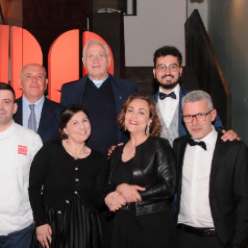 Policentrismo dell'arte, chiusura con lo chef Alfonso Crisci