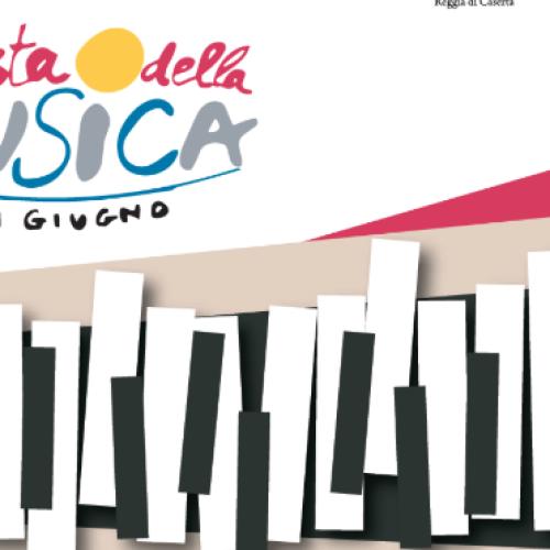 Reggia di Caserta, la Festa della Musica nel solstizio d'estate