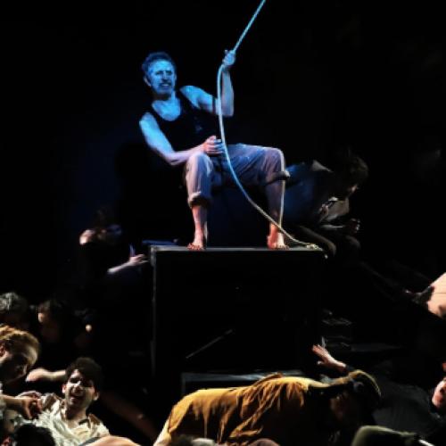 """""""Malditerra"""", il debutto teatrale degli attori di Officina Teatro"""