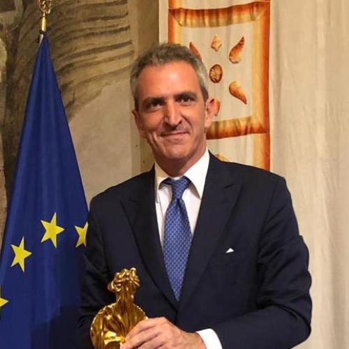 Premio Guido Dorso a Luigi Traettino, la cerimonia nel Senato