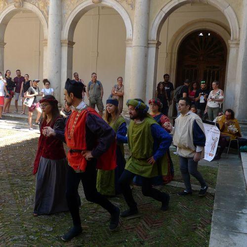Medievalia, a Capua il concerto del gruppo Ave Gratia Plena