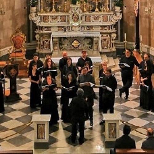 Il coro Mysterium Vocis all'Eremo di San Vitaliano a Casola
