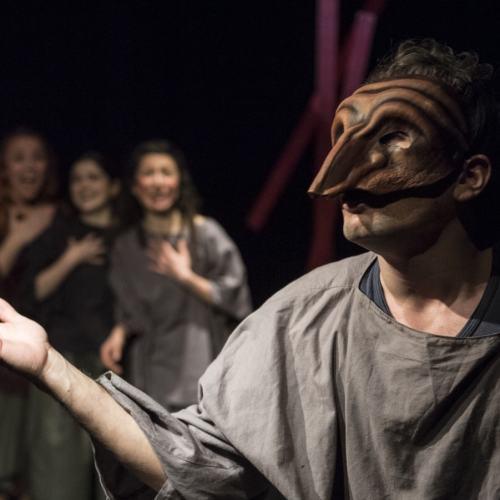 Napoli Teatro Festival. Al Civico 14 prova aperta per Radici