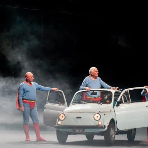 Napoli Teatro Festival Italia. In scena Les Italiens al Trianon