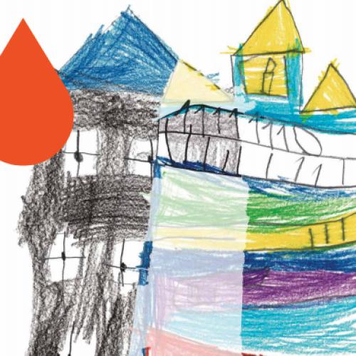 L'Arte Libera entra a Psicologia, in mostra i disegni dei bimbi