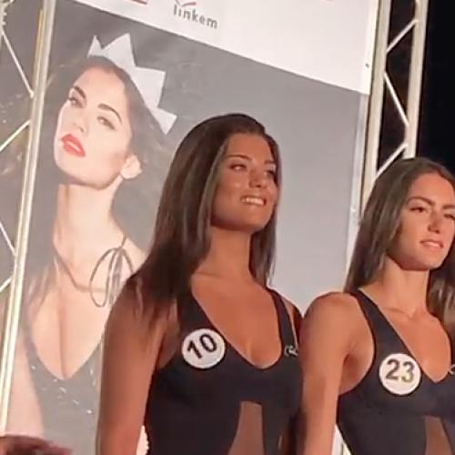 Miss Italia, a Maddaloni vince la finale regionale Angela Etiope