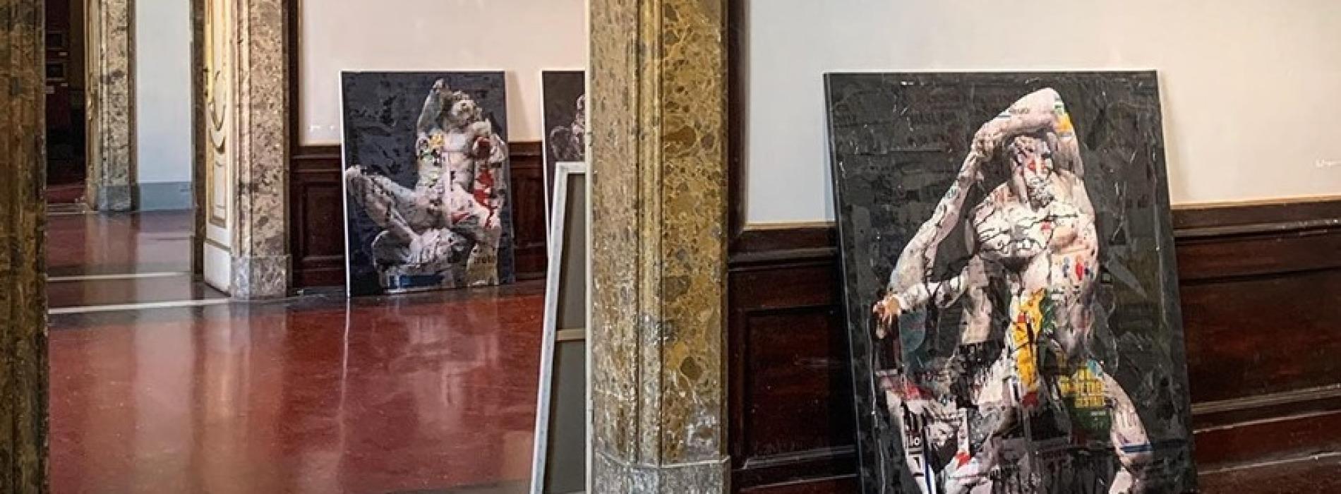 Saligia, i vizi capitali di Andrea Chisesi alla Reggia di Caserta