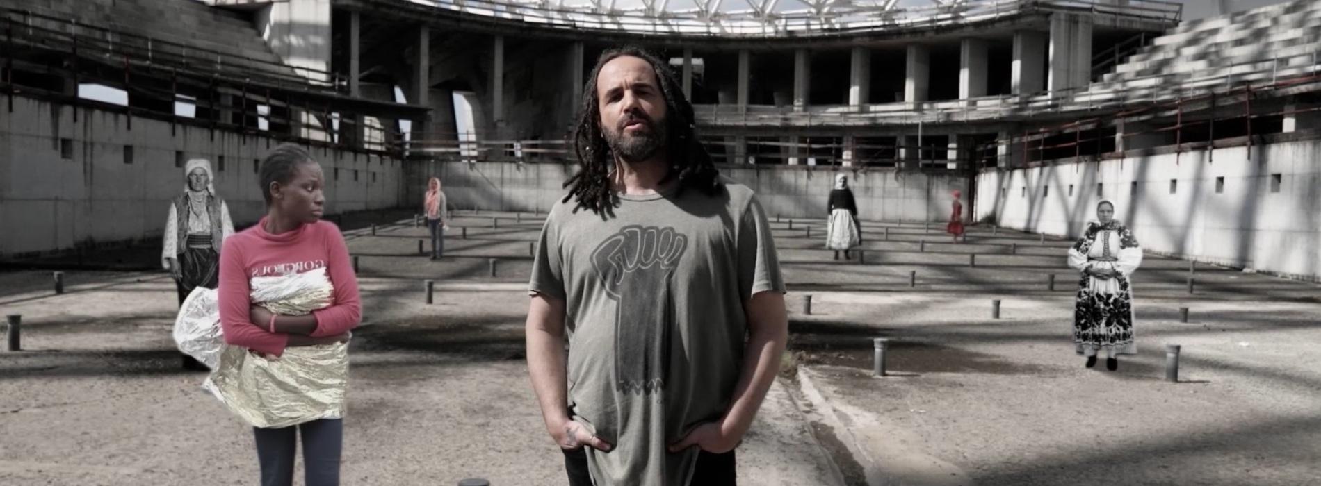 """""""Eve"""", il nuovo video del musicista casertano Valerio Piccolo"""